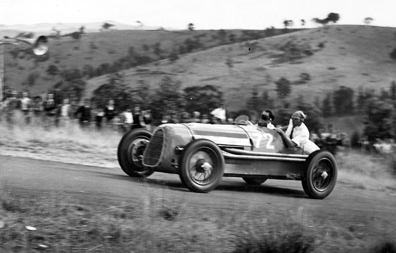 Dacre Stubbs Photo Collection - Page 18: Rob Roy Hillclimb 1950