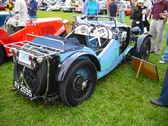 Bronte British Car Day