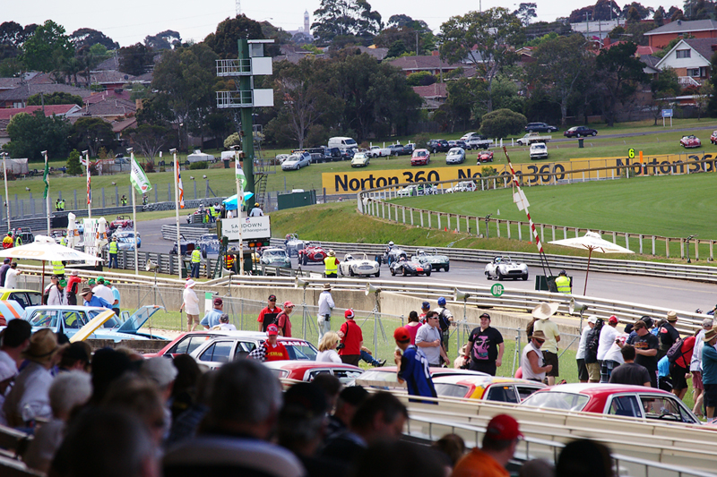 Historic Sandown - 2009