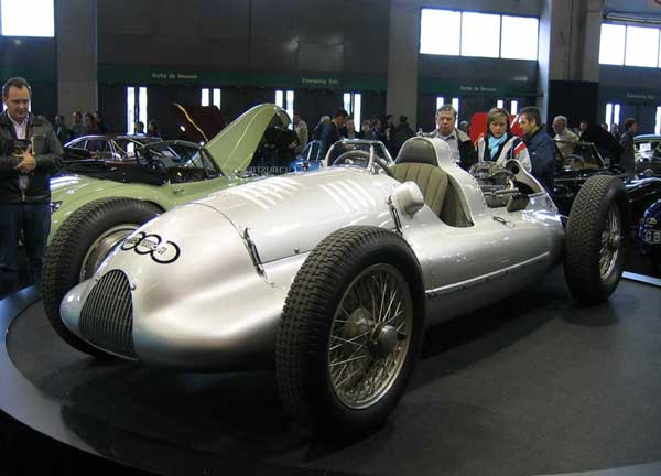 Retromobile 2007 - Les grand sport