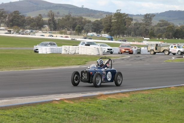 40th Historic Winton