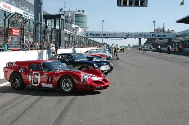 41st Oldtimer Grand Prix Nurburgring - Part 1