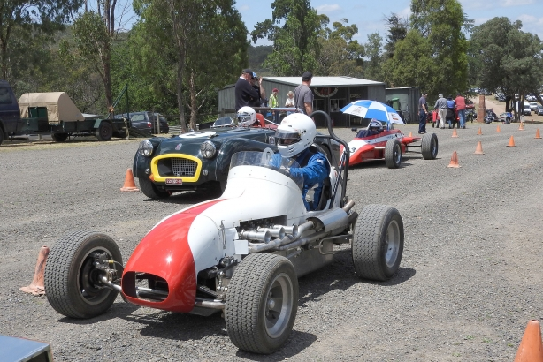 24th Historic & Classic Hillclimb Part 1