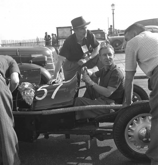 Dacre Stubbs Photo Collection - Brighton Speed Trials September 1947