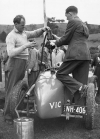 Dacre Stubbs Photo Collection - Rob Roy hillclimb 1949 and 1950