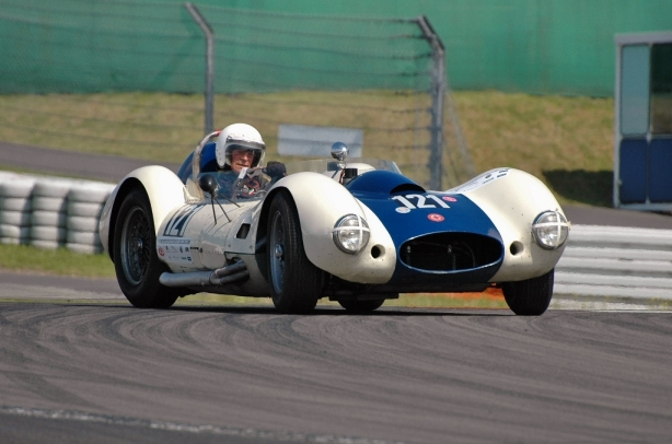AvD Oldtimer Grand Prix 12-14 August 2016