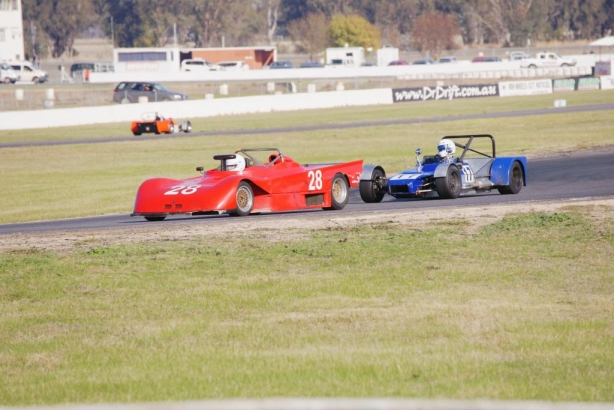 37th Historic Winton - Part 2