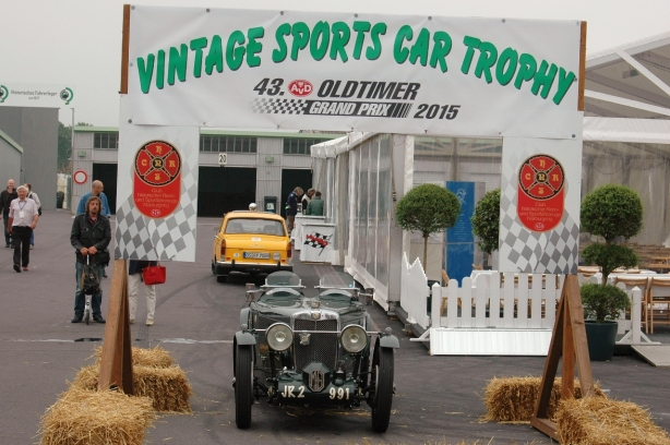 43st Oldtimer Grand Prix Nürburgring  7-9 August 2015 - Part 1 The Races