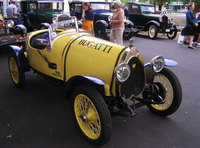 Macedon Ranges Grand Tour 2007