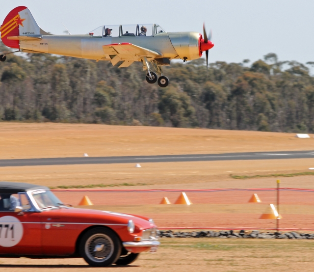 Wings and Wheels - Part 2