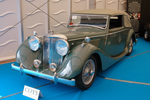 43st Oldtimer Grand Prix Nürburgring  7-9 August 2015 - Part 2 The Coys Auction