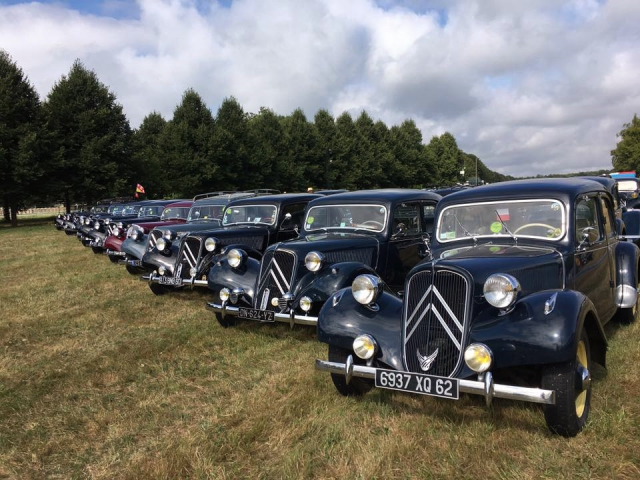 Citroën Century Celebration - Le Rassemblement du Siecle, 19 – 21 July 2019