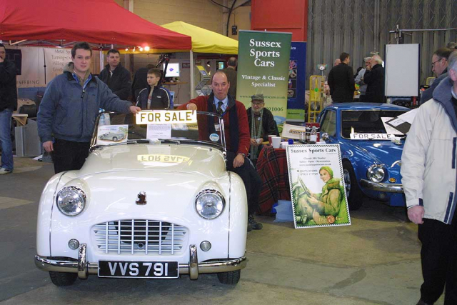 3rd International Historic Motorsports Show Stoneleigh - 2006
