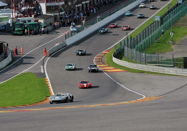 22th Spa Six Hours - Francorchamps        19-21 September 2014