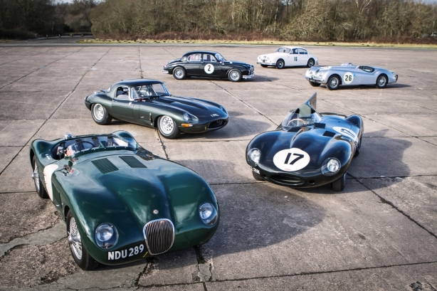 Jaguar Heritage Challenge series announced