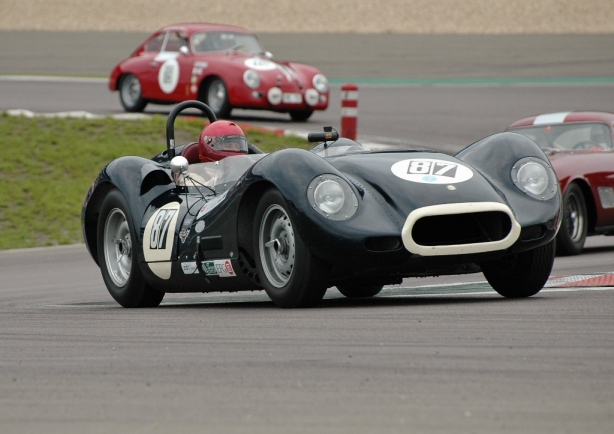 42st Oldtimer Grand Prix Nürburgring 8-10 August 2014 - Part 1 The Races