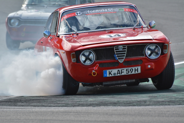 AvD Oldtimer Grand Prix 9-11 August 2019